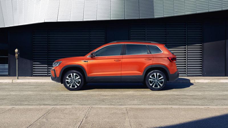 Новый Volkswagen Taos оказался дороже чем Skoda Karoq