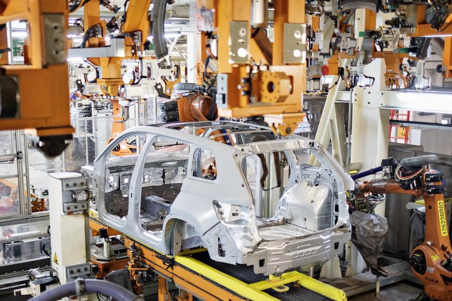 В Нижнем Новгороде временно прекратили сборку моделей Skoda и Volkswagen
