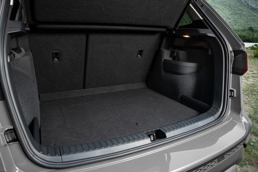 Багажник Фольксваген Таос – объем и удобство