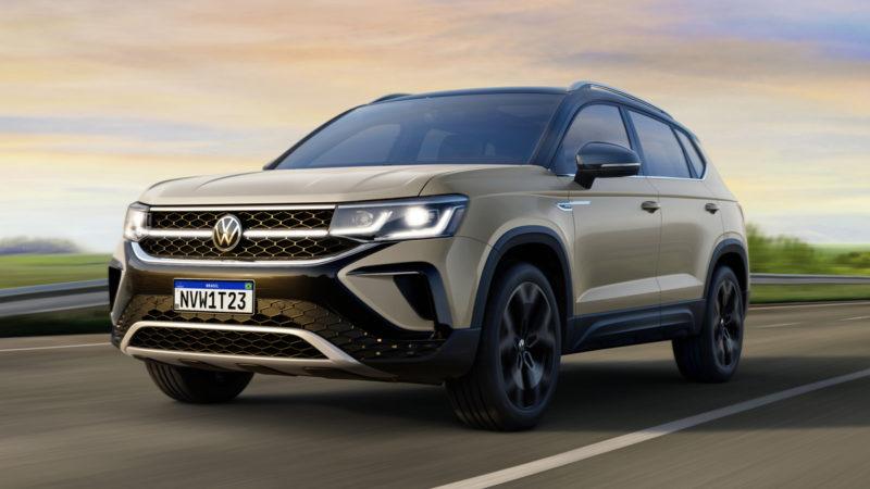 Volkswagen временно прекратил продажи полноприводных версий Taos
